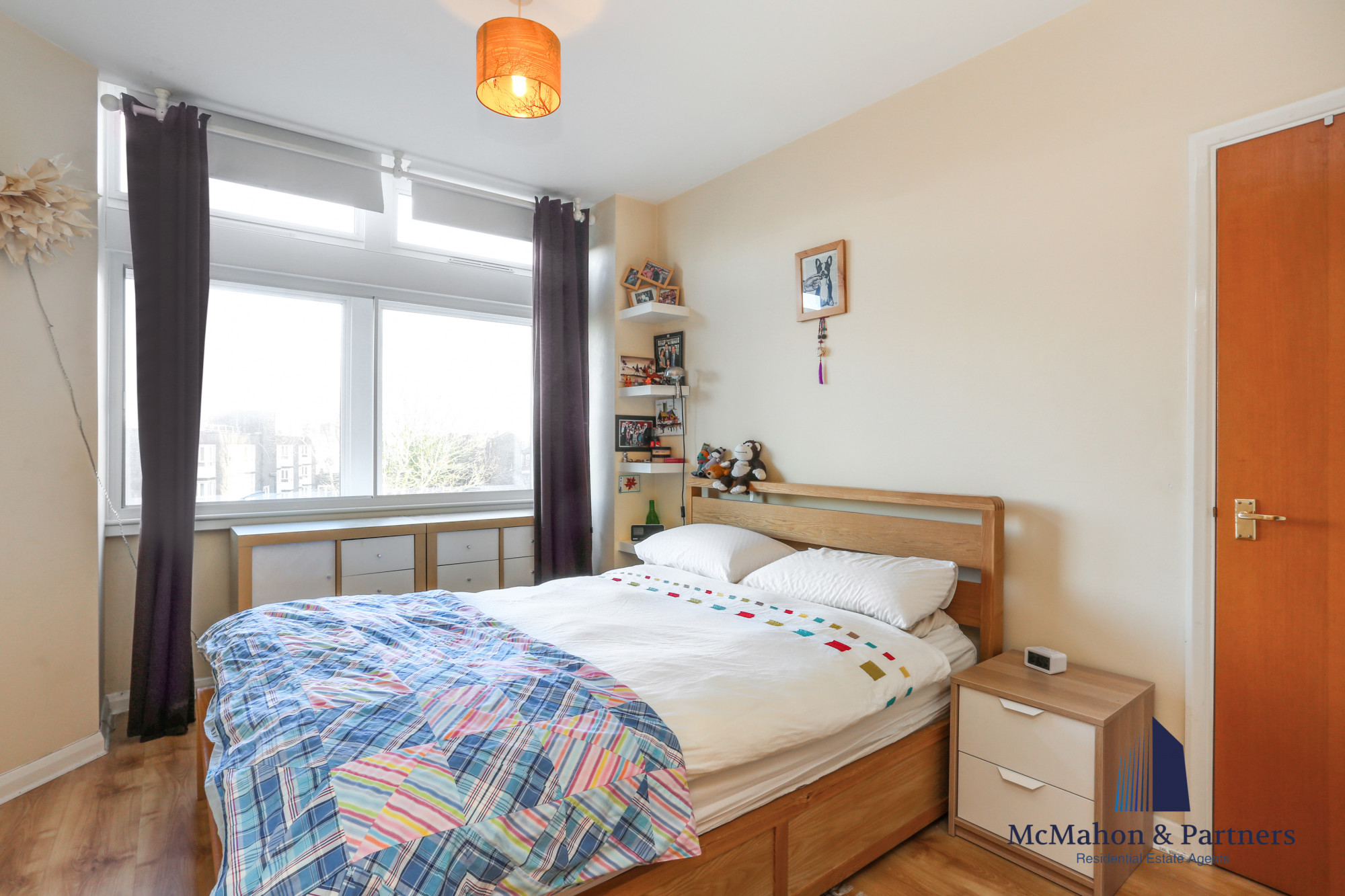 2 Bed Apartment Metro Central Heights London Se1 Mcmahon Partners Ltd