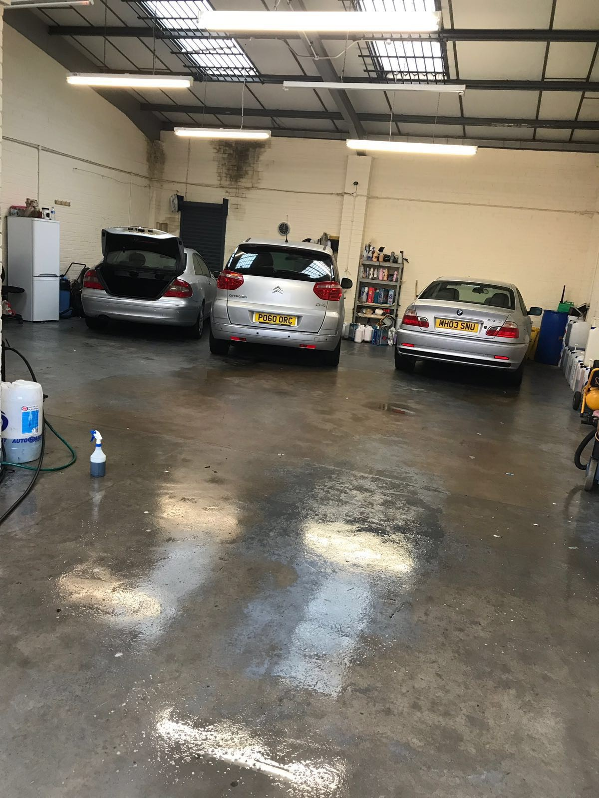 Car Wash For Rent In Bolton
