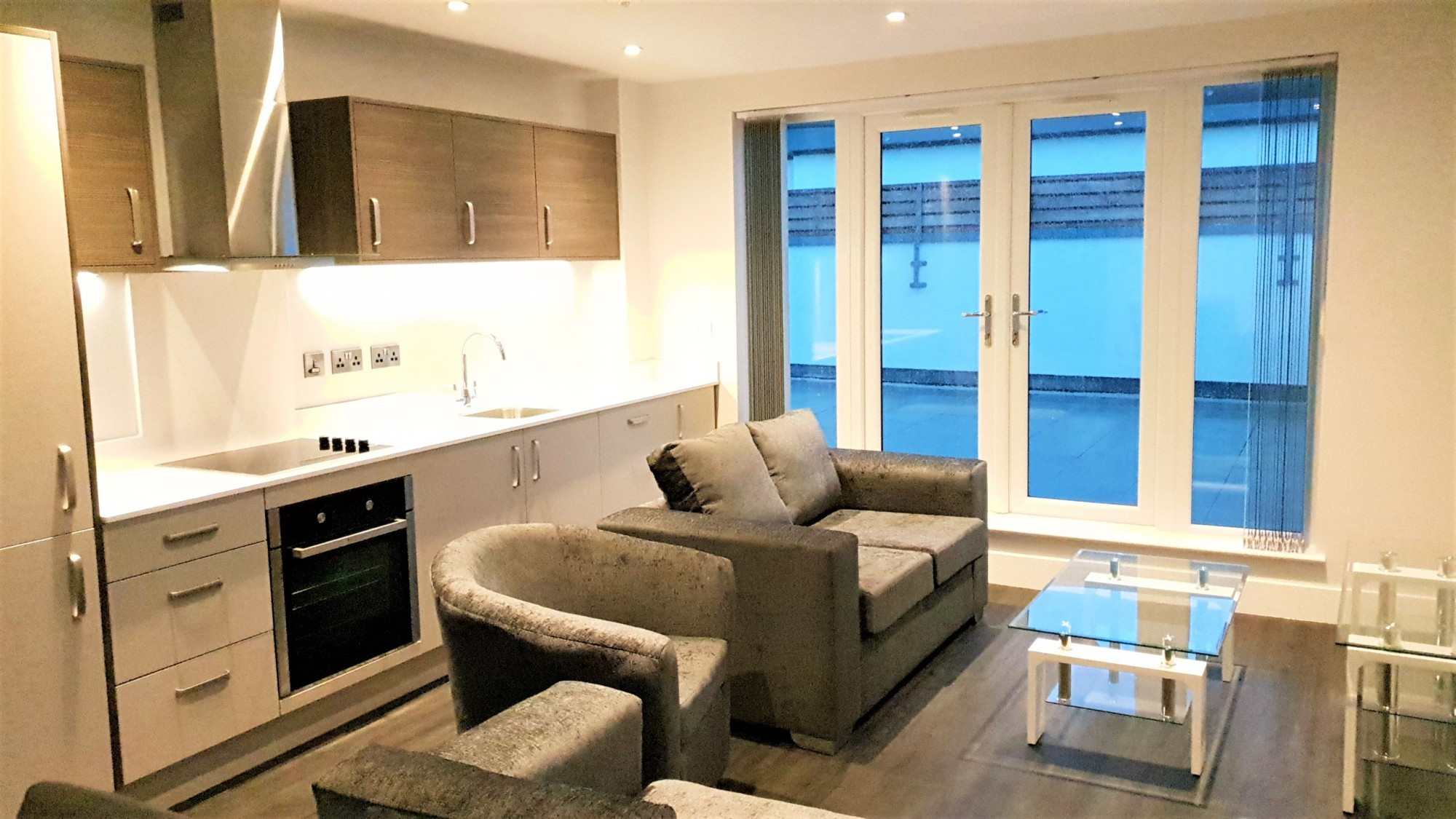 2 Bed Apartment Aria Apartments Leicester Le1 Zest Properties