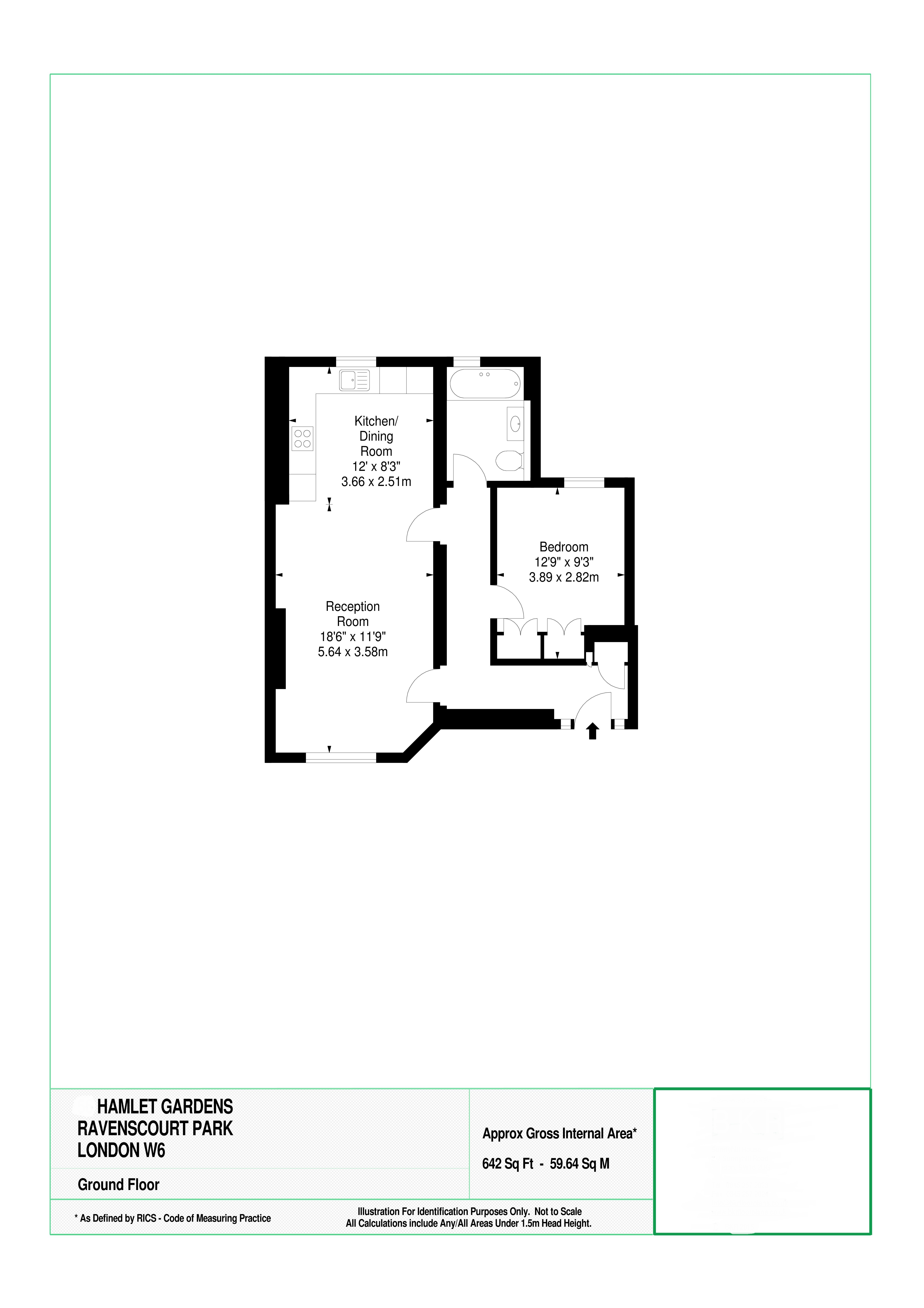 let agreed 1 bed apartment hamlet gardens hammersmith remax co uk