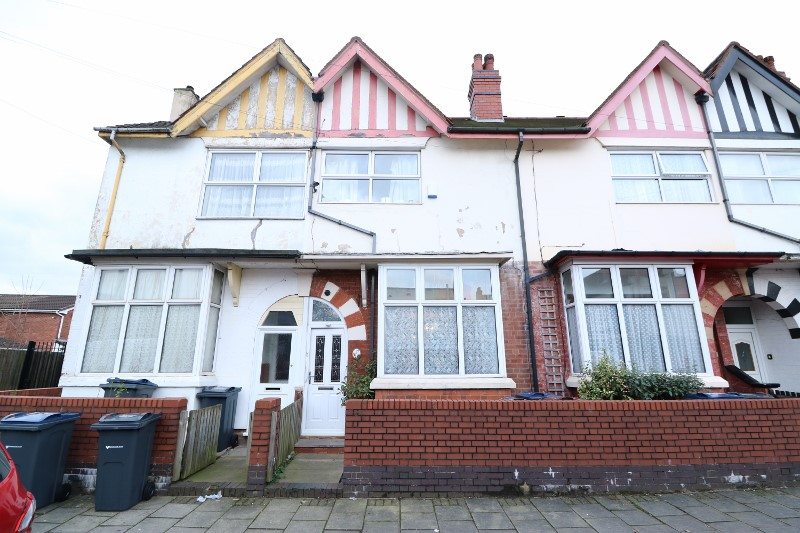 3 Bed, House, Handsworth, B21: £134,950