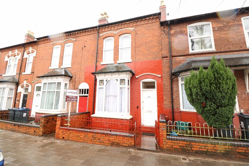 3 Bed, House, Handsworth, B21: £124,950