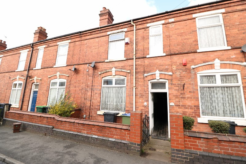 3 Bed, House, West Bromwich, B70: £120,000