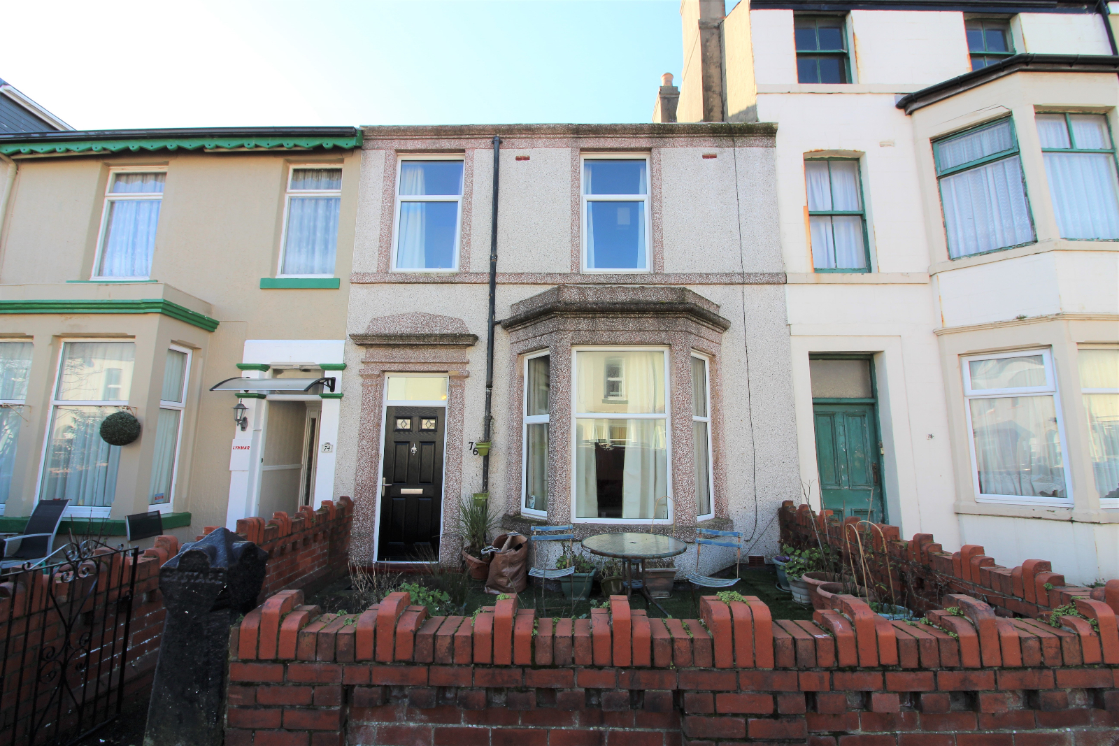 4 Bed Terrace High Street Blackpool Fy1 2bp The Square