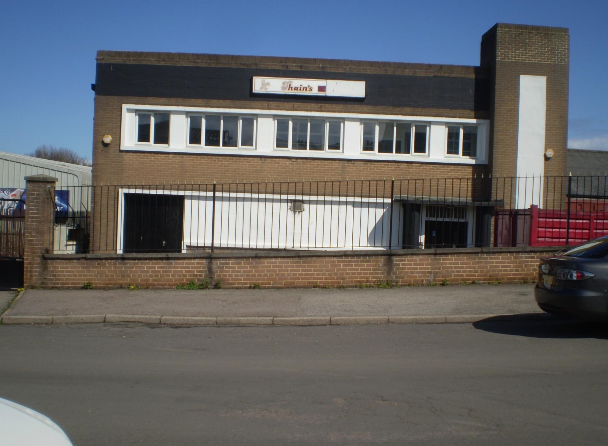 Shepherd Commercial Property