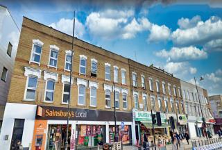 Stoke Newington High Street
