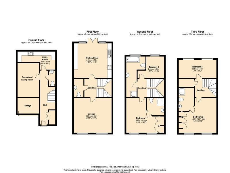 Town house - Barnsley, S70 - Armitage Residential