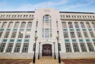 Dock Office, Trafford Road