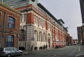 Sorting House, Newton Street