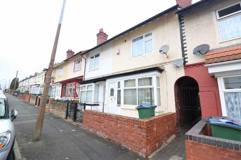 3 Bed, House, Smethwick, B67: £134,950