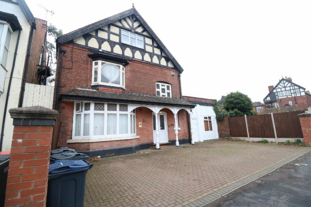 6 Bed, House, Edgbaston, B17: £450,000
