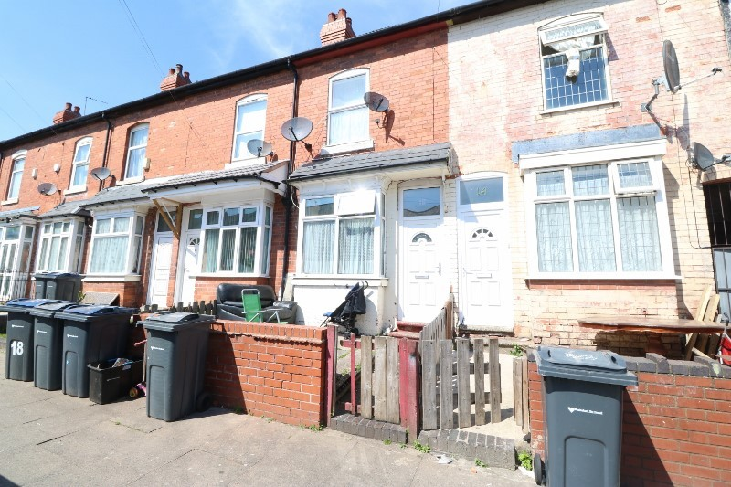2 Bed, House, Handsworth, B21: £124,950