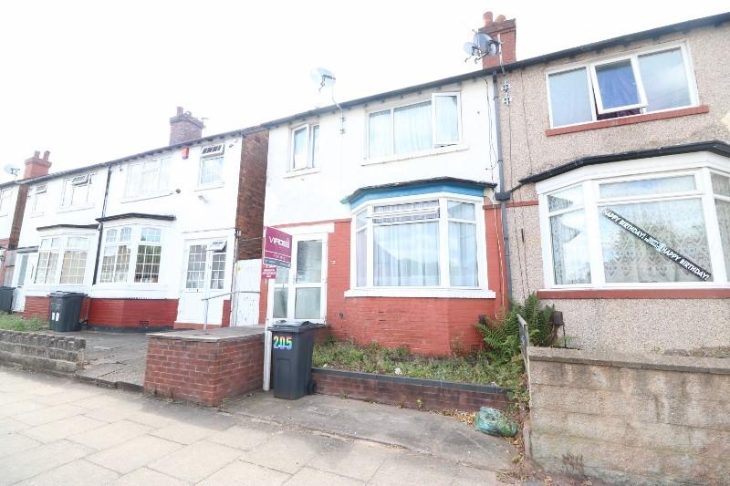 3 Bed, House, Handsworth, B21: £179,950
