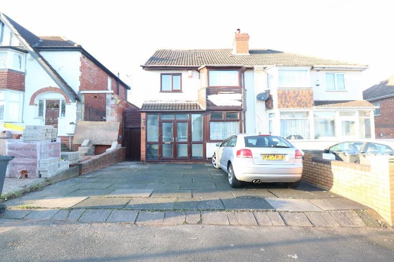 4 Bed, House, Handsworth, B21: £229,950