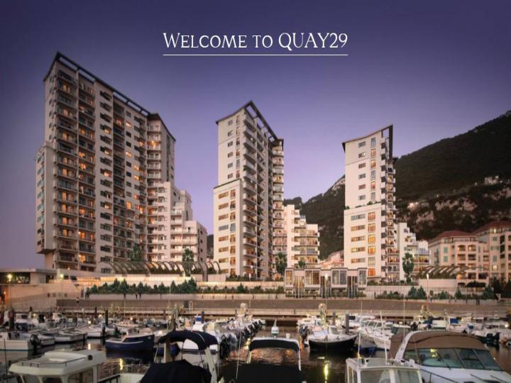 Quay 29