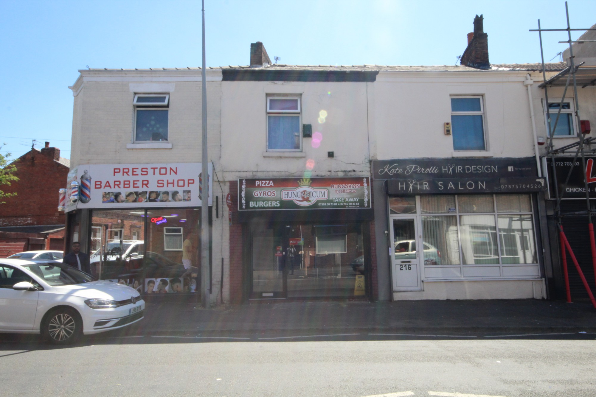 Studio Bed Take Away Ribbleton Lane Preston Pr1 5ld