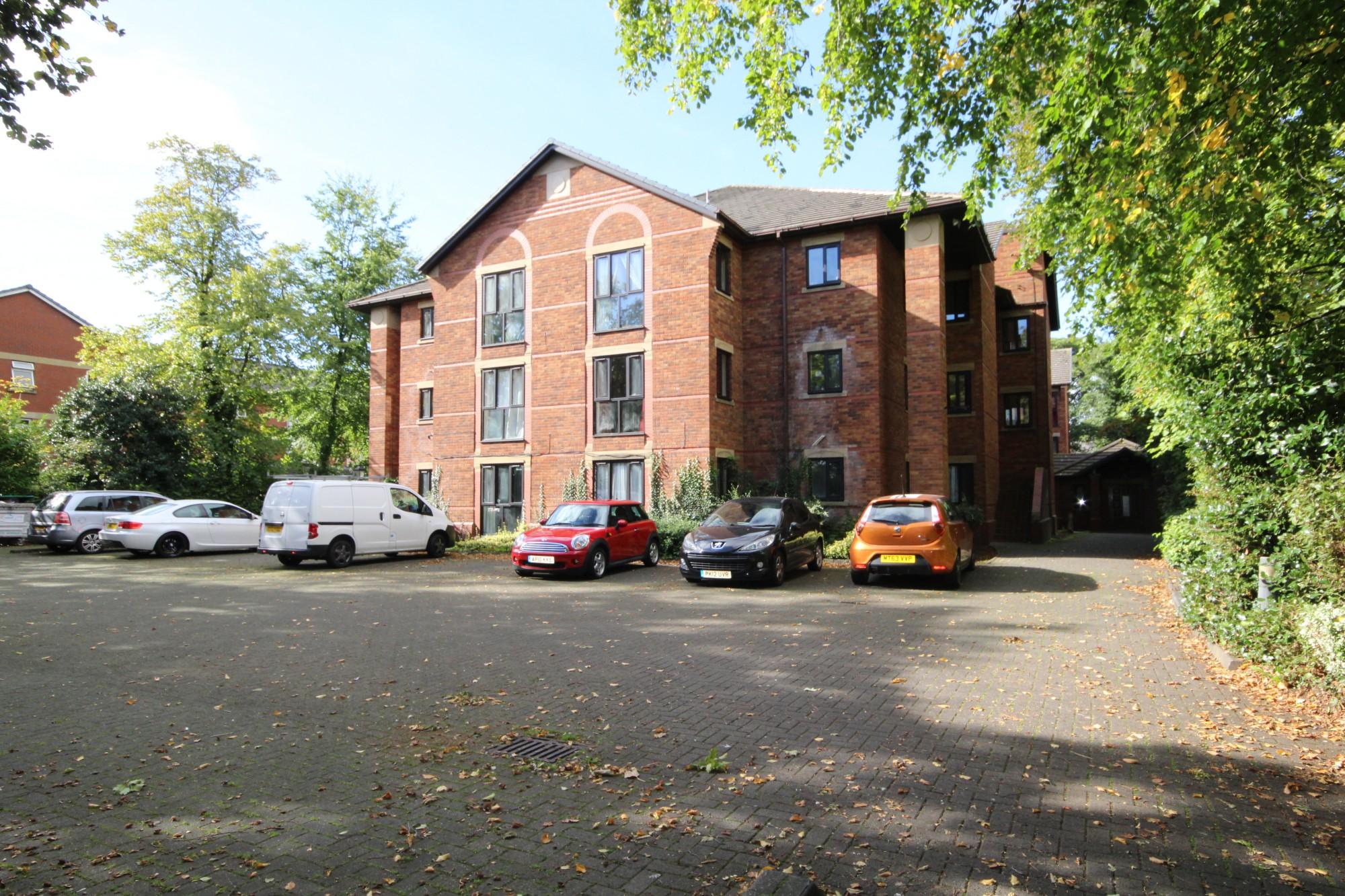 2 Bed Apartment Flat Garstang Road Preston Pr1 1ut