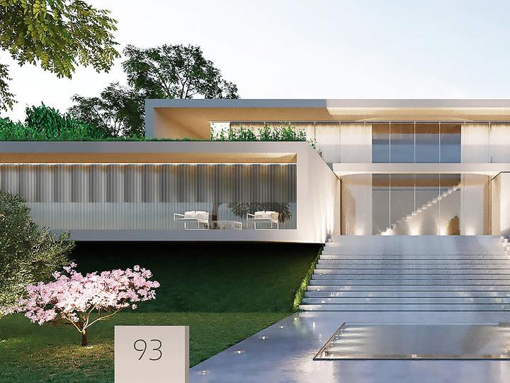 Luxury Gardens en Altos de Valderrama, Sotogrande