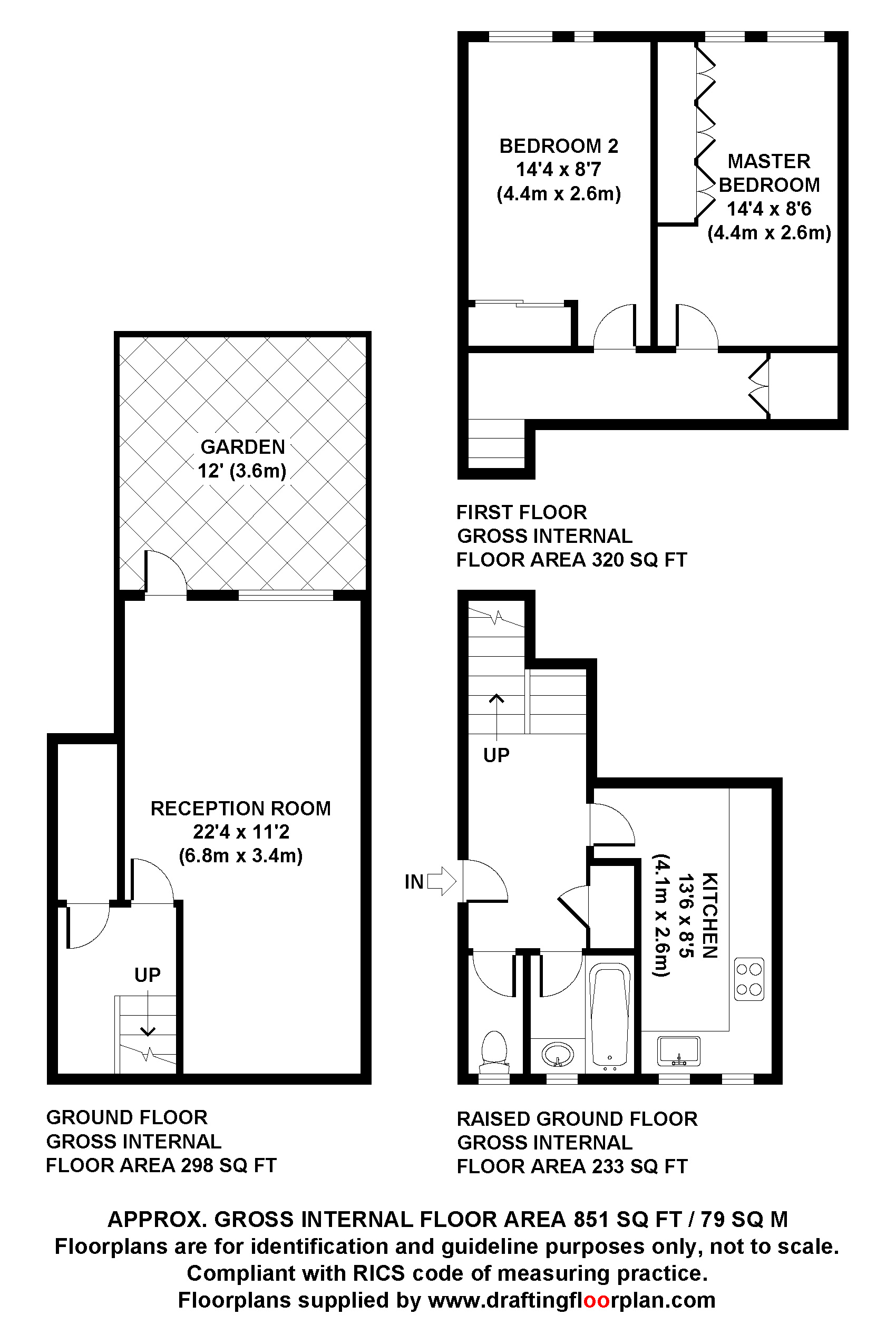 Gross internal floor area rics thefloors co for Floor 88 zalikha