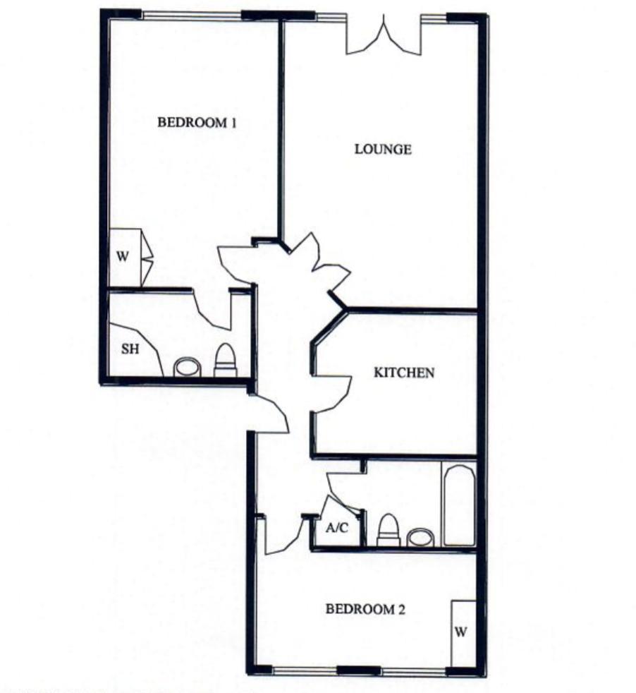 43-45 Lode Lane, West Midlands. Floorplan.