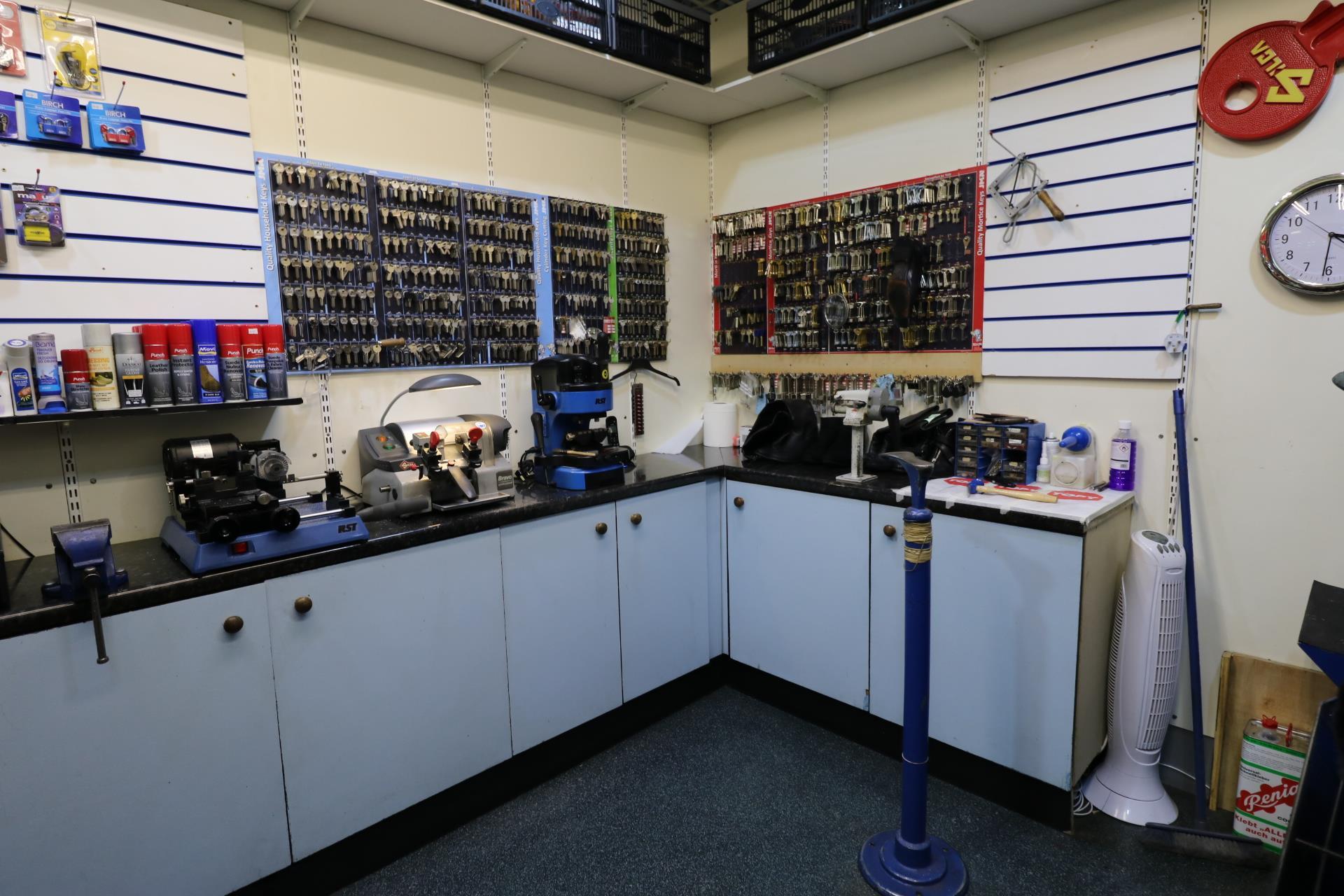 Shoe Repair Shop Romford